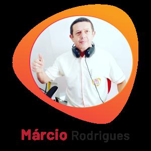 Locutor Márcio Rodrigues