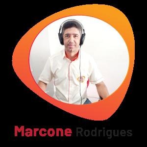 Locutor Marcone Rodrigues